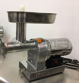 Commercial Grade Meat Grinder Home , Electric Food Grinders With 3 Stuffing Tubes
